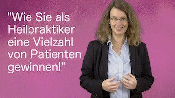 Webinar für Heilpraktiker